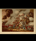 """Storming of St. Sebastian, aug[us]t 31st 1813"" (W. Heath. 1815)"